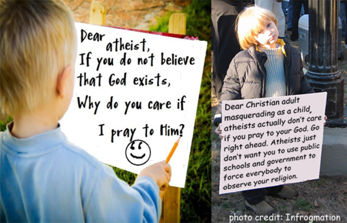 I Answer 5 Questions Christians Have For Atheists