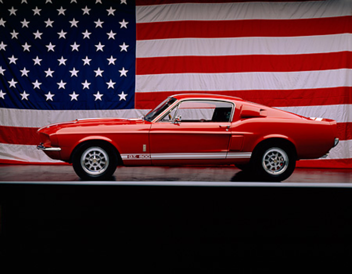4 Most Iconic Muscle Cars of All Time