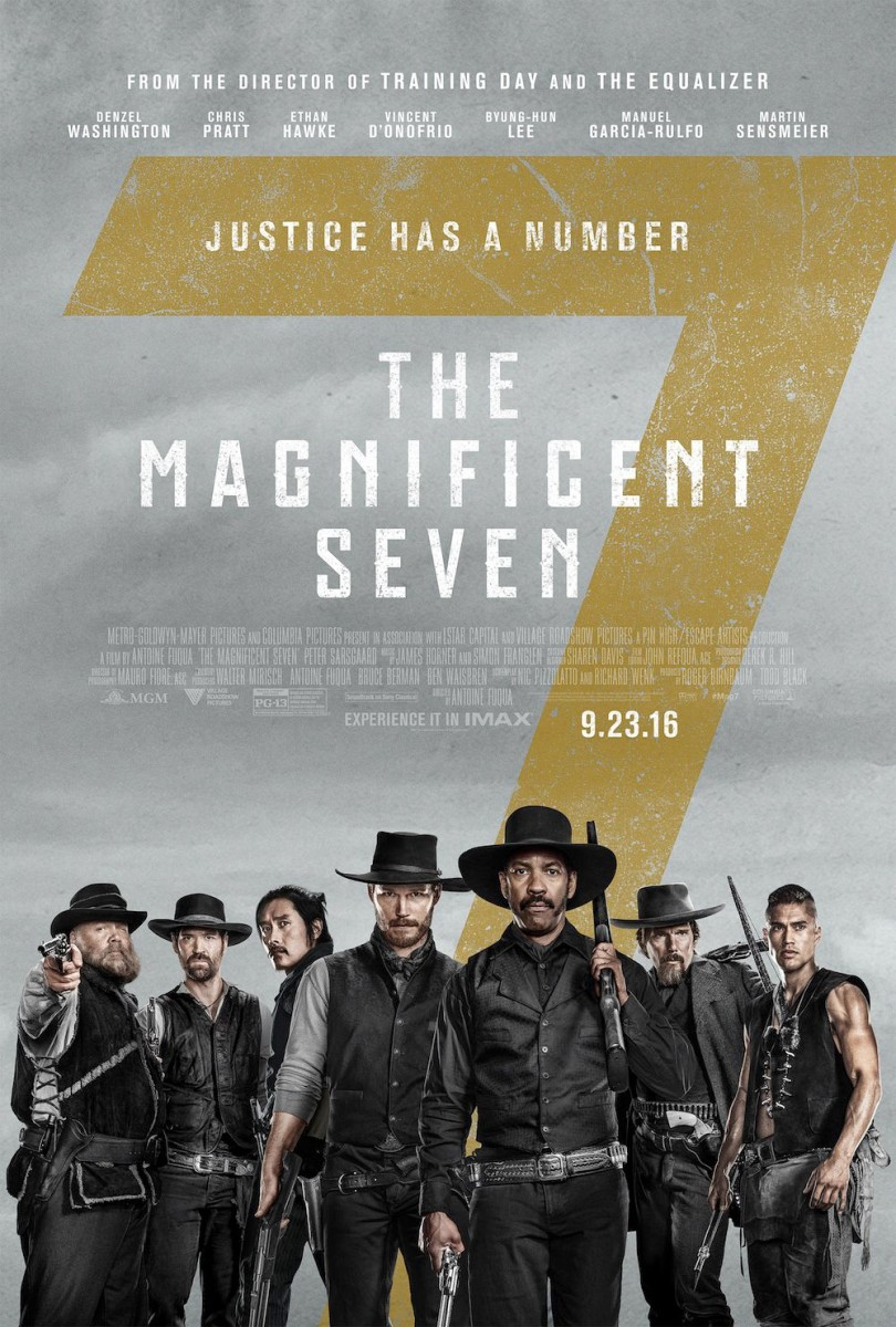 The Magnificent Seven: Movie Review