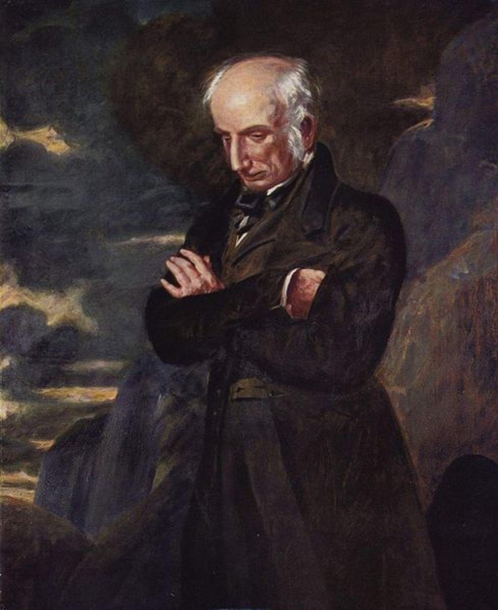 "William Wordsworth's ""Surprised by Joy"""