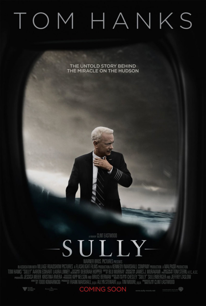 New Review: Sully (2016)