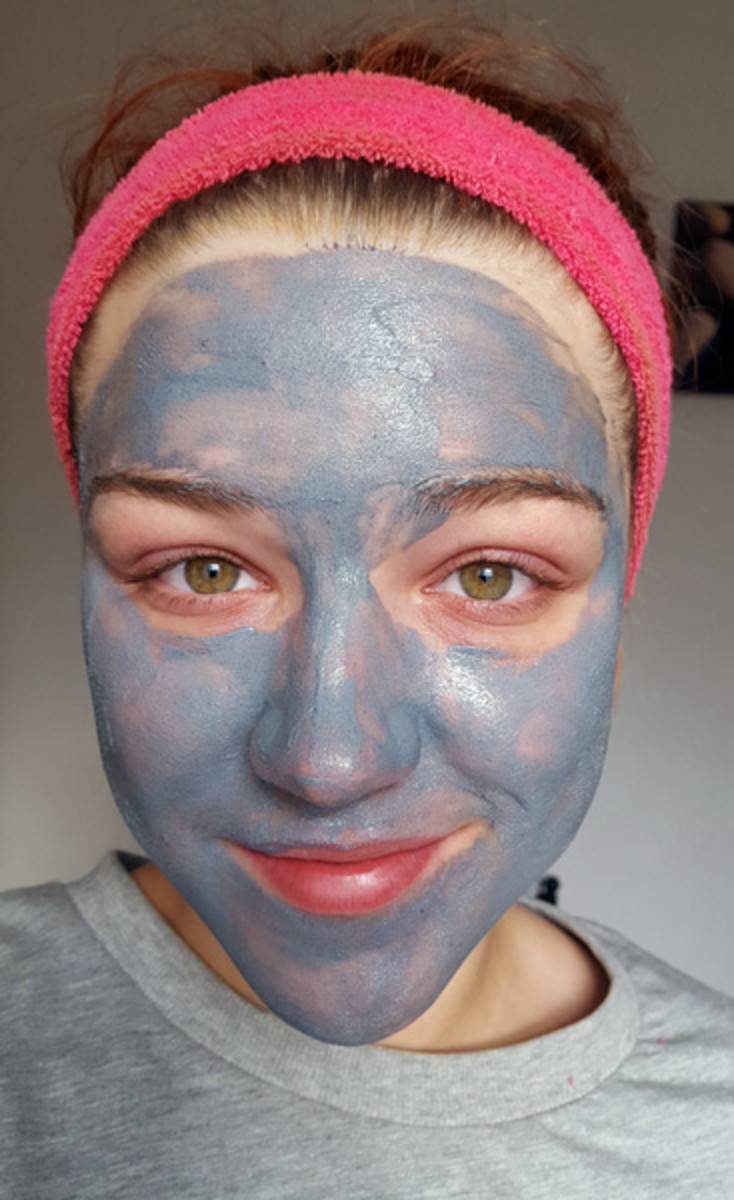Good Things Pore-Fectly Clear Charcoal Face Mask Review