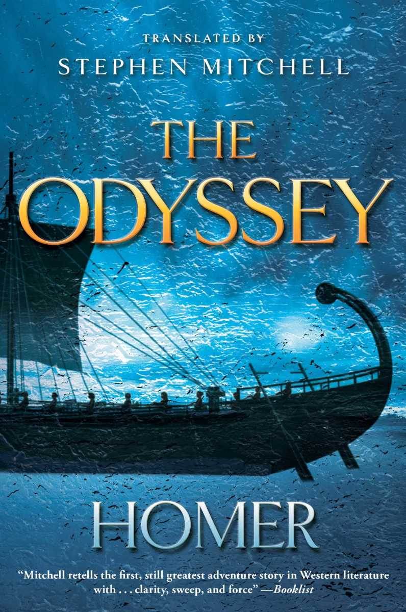 The poem mainly focuses on the Greek hero Odysseus (known as Ulysses in Roman myths) and his journey home after the fall of Troy. It takes Odysseus ten years to reach Ithaca after the ten-year Trojan War.