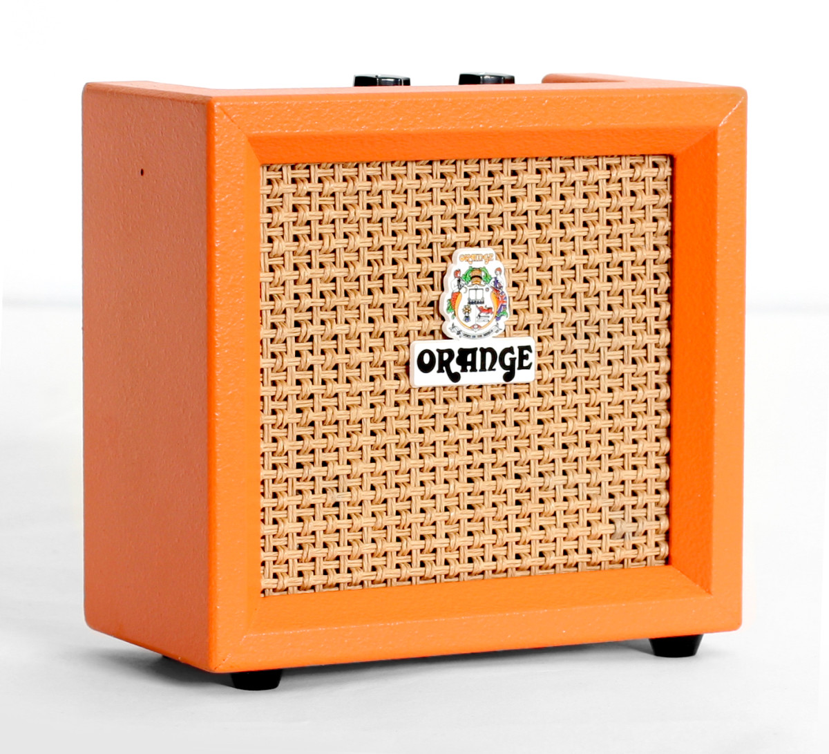 Review: Orange Micro Crush CR3 Guitar Amplifier | Spinditty