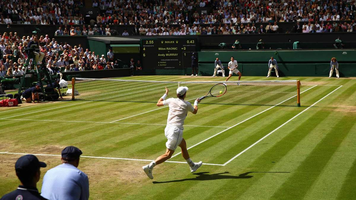 All You Need to Know About the Wimbledon Tennis Championships