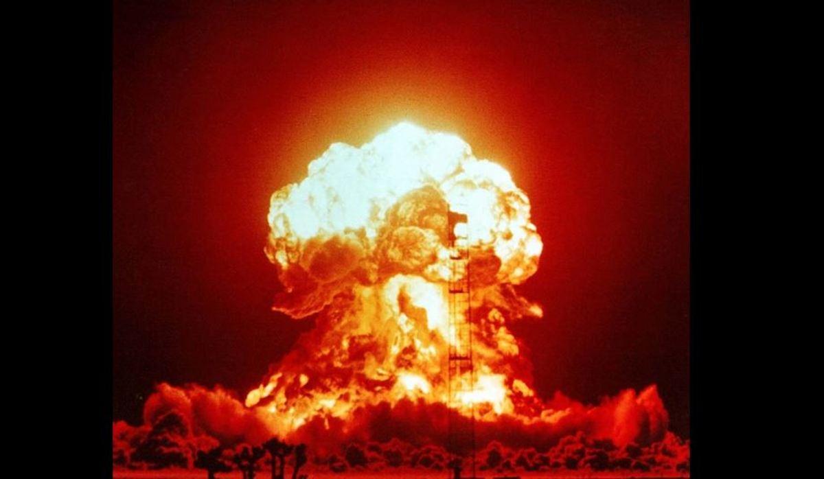 Nuclear Power in an Earthquake Zone