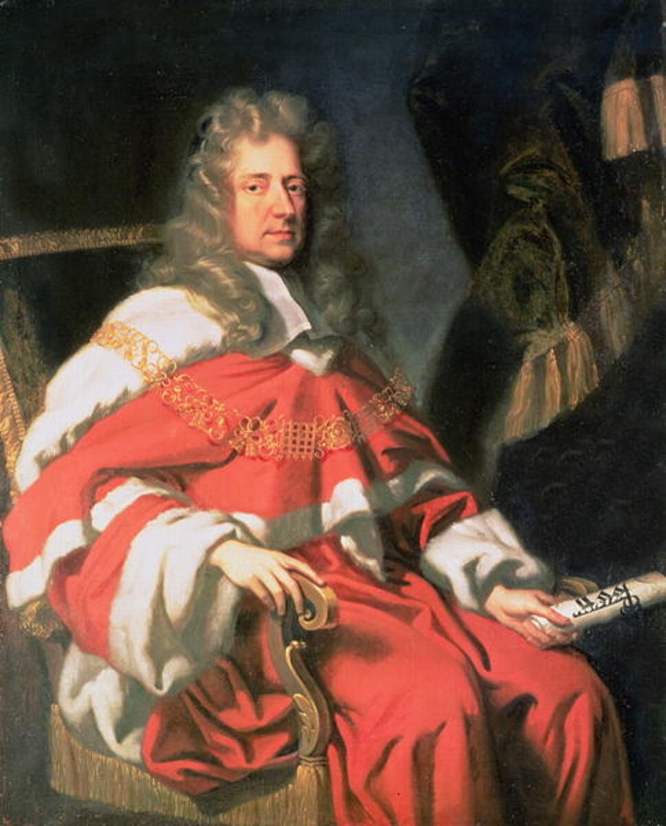 Judge Jeffreys and the Bloody Assizes