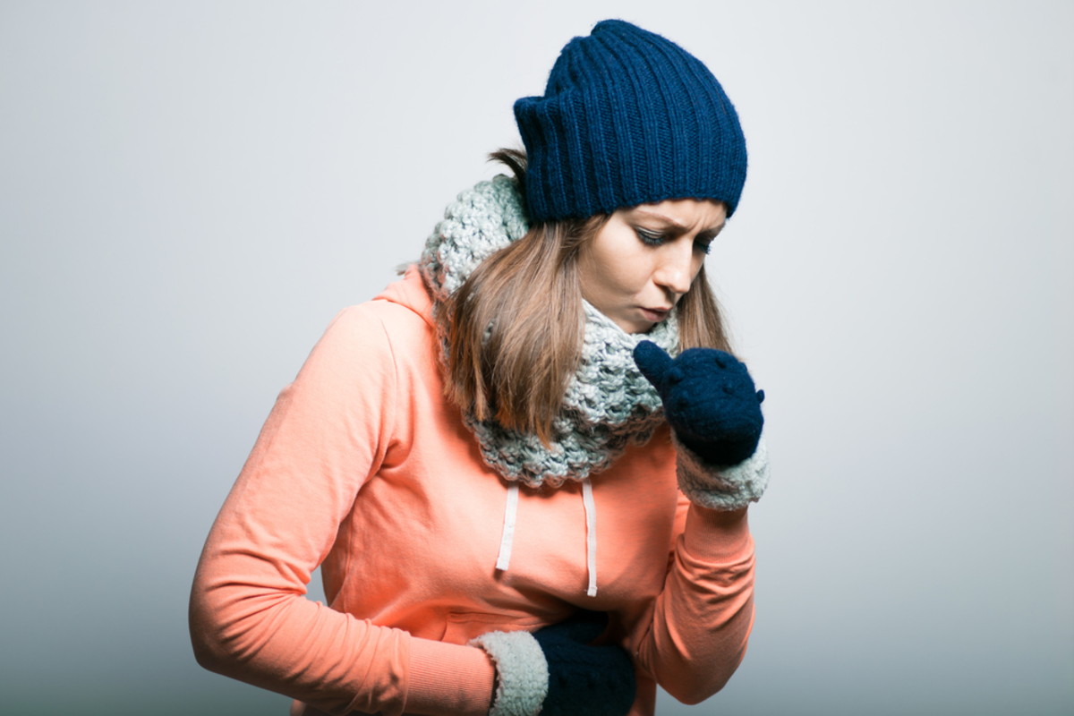 A Natural Approach to Staying Healthy During the Cold & Flu Season