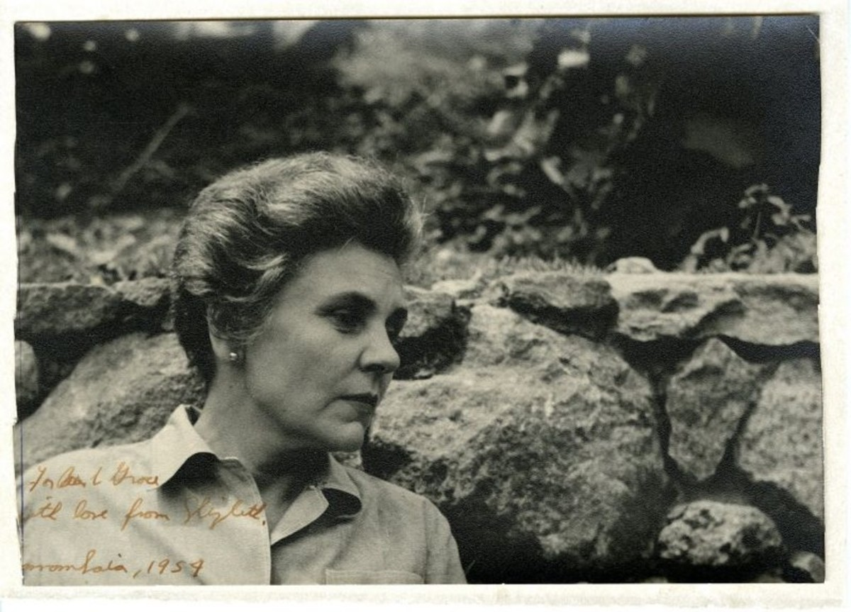Analysis of Sestina by Elizabeth Bishop