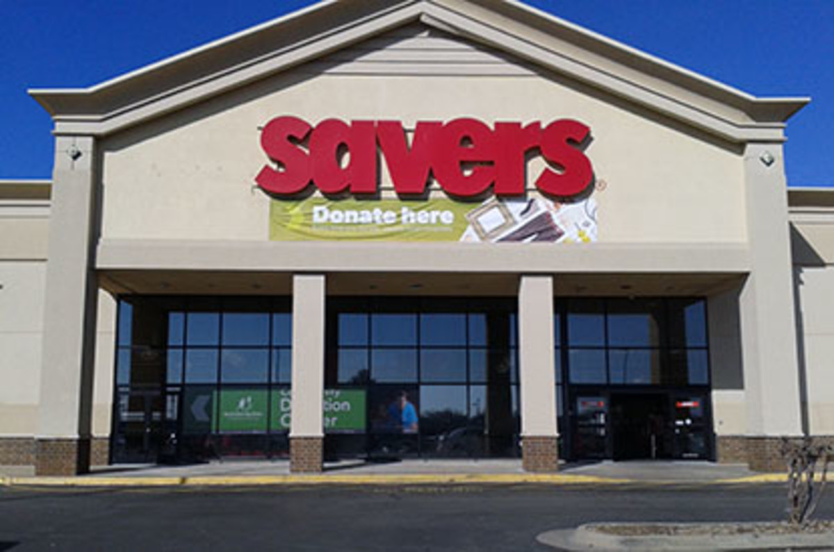 Savers Thrift Store in Fort Smith, Arkansas