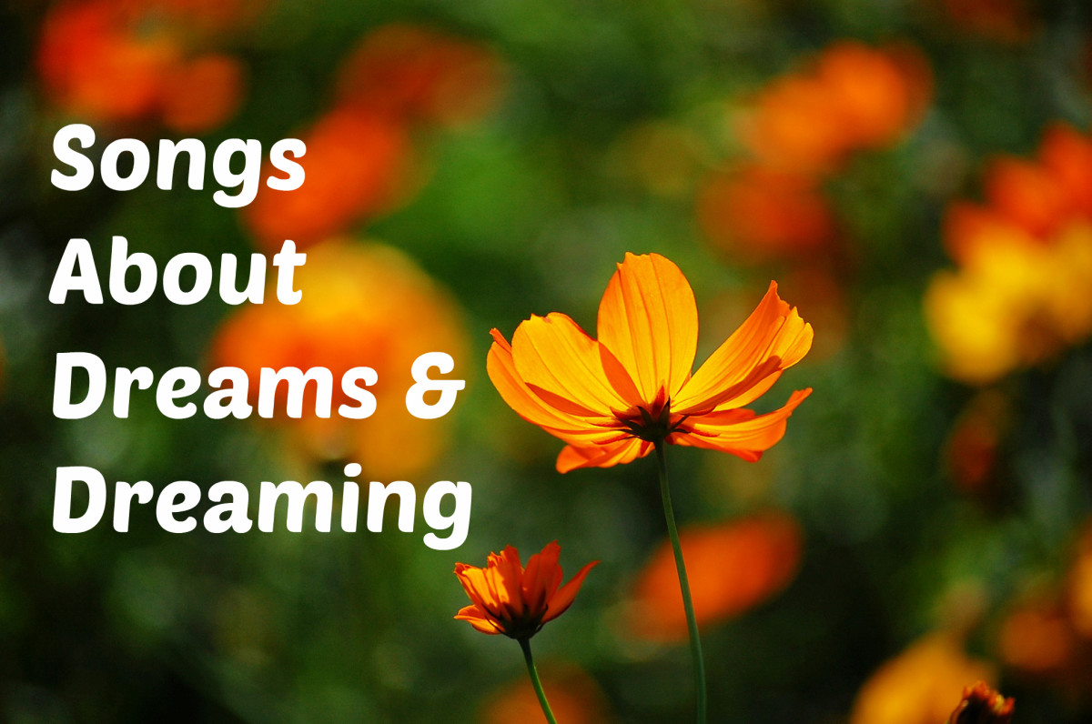 74 Songs About Dreams and Dreaming