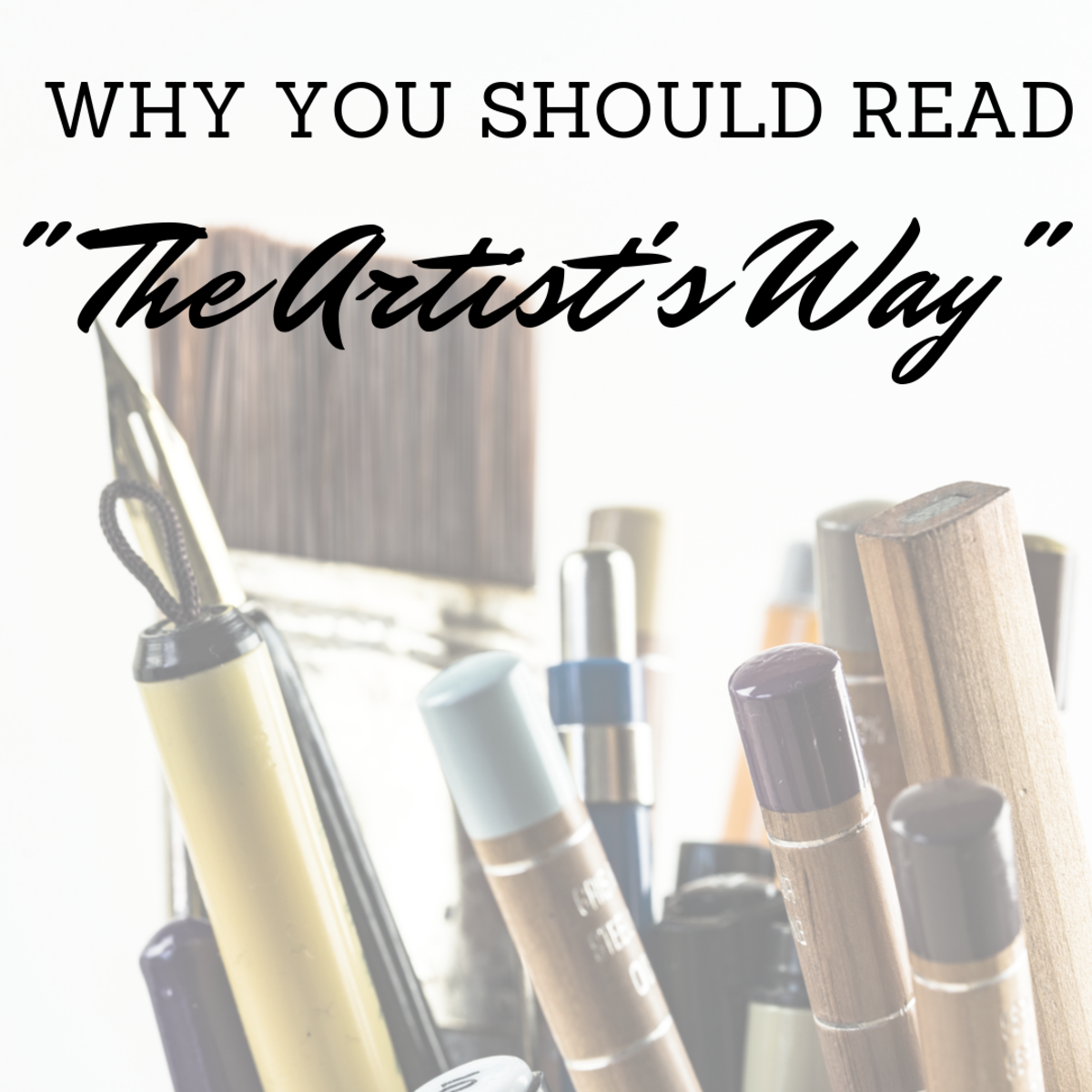 Suggested Reading for Anyone Dealing With Writer's Block