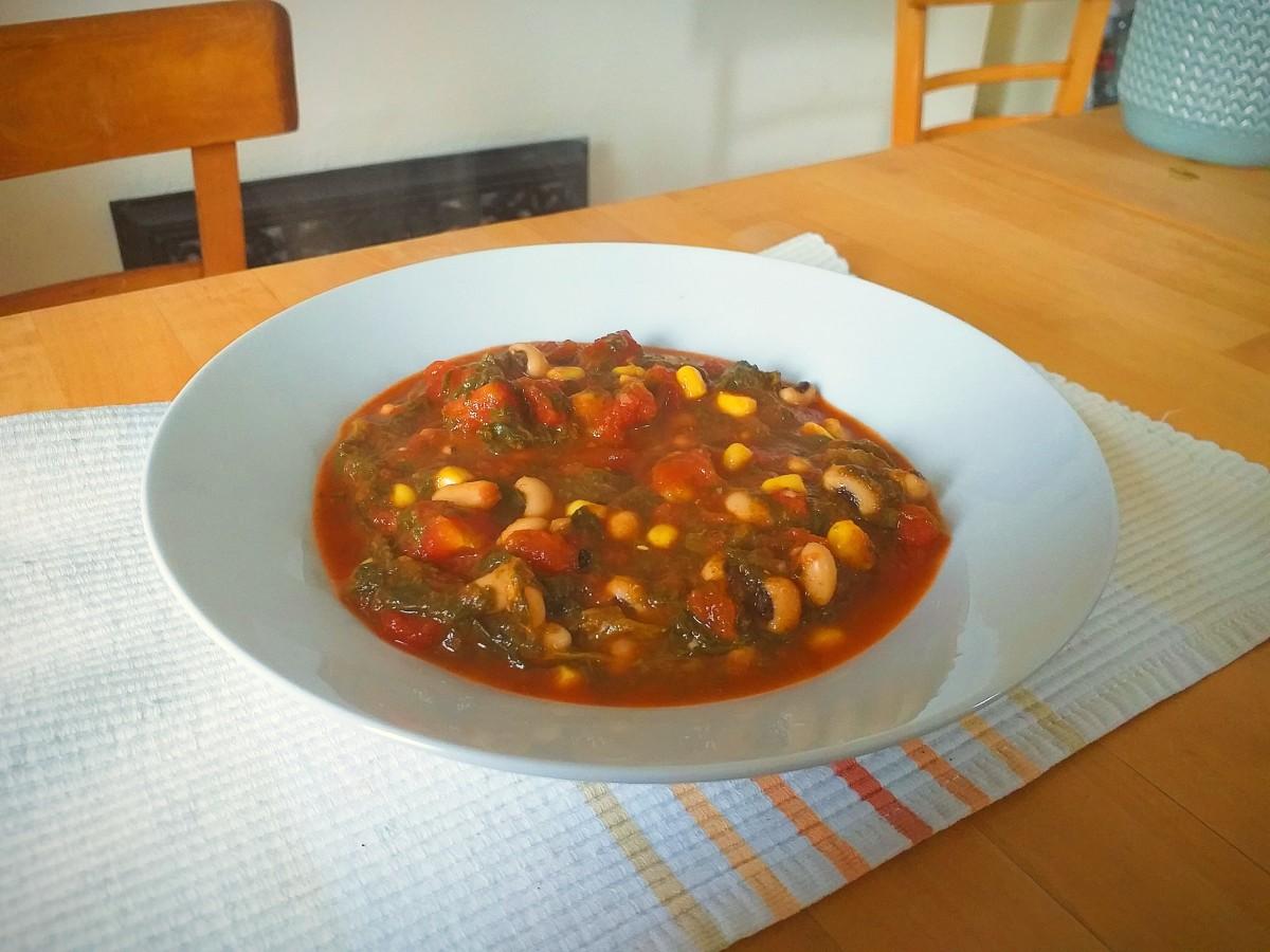 Easy Vegetable Stew