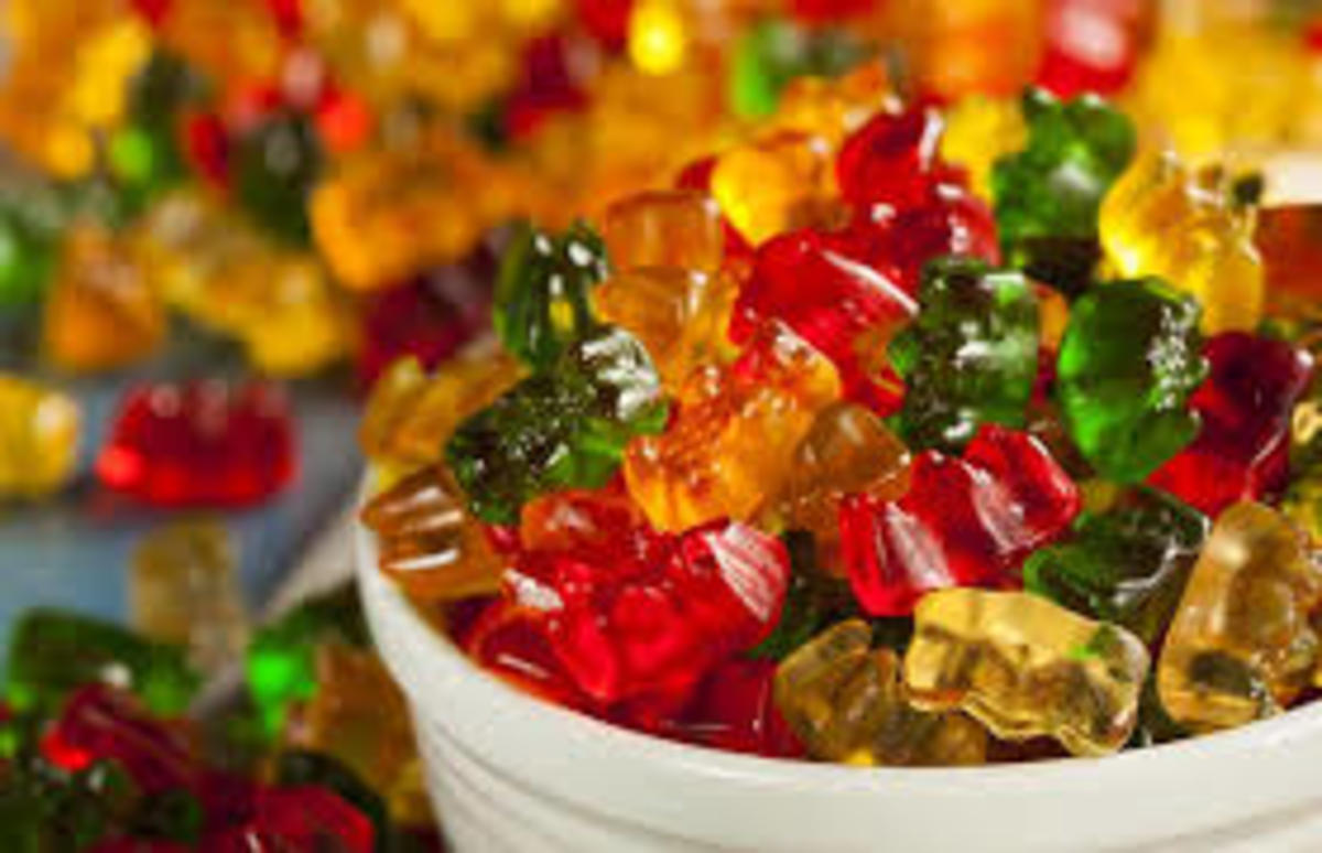 Vodka Gummi Bears