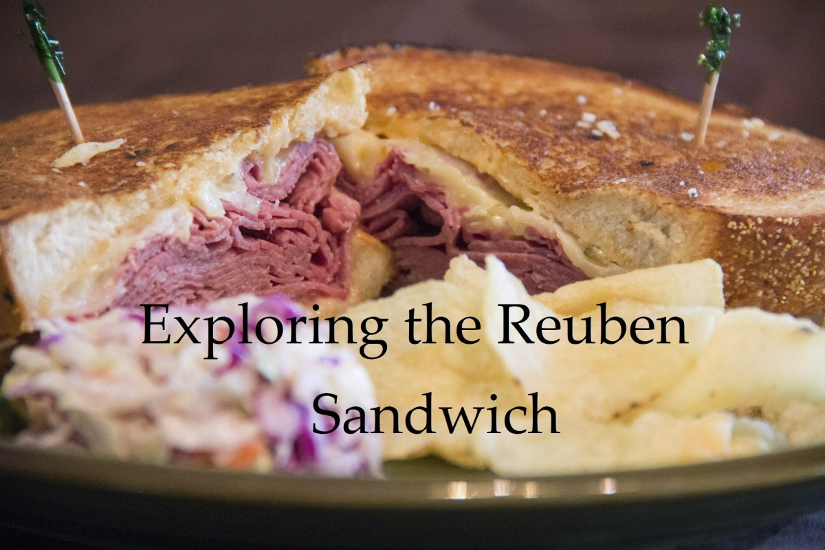 How did the Reuben sandwich come to be?