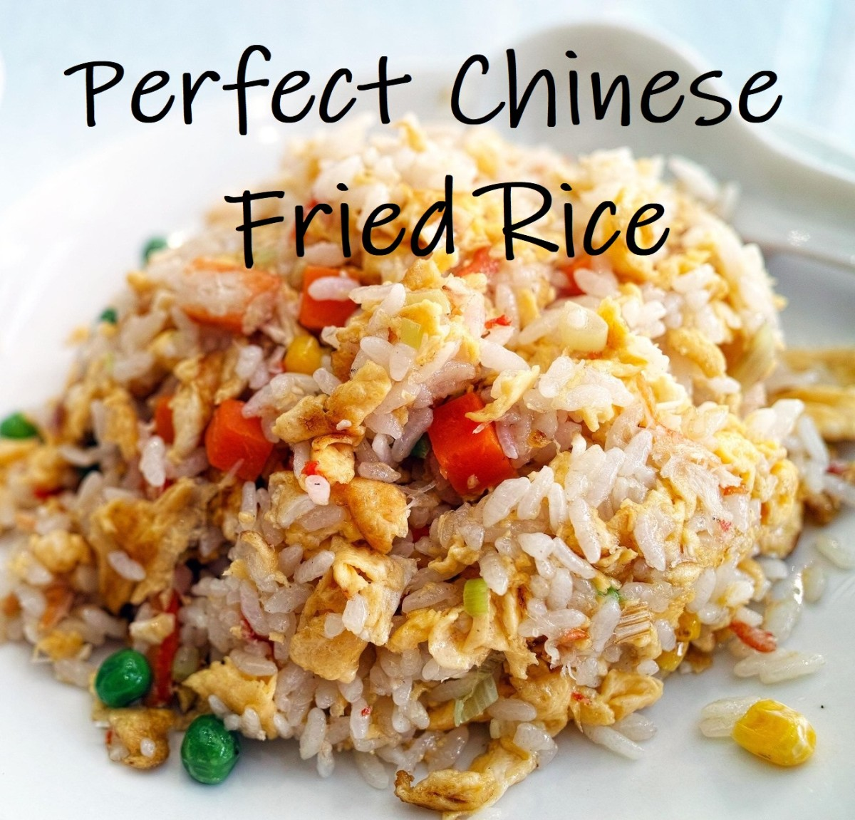 Learn how to get perfect fried rice every time!