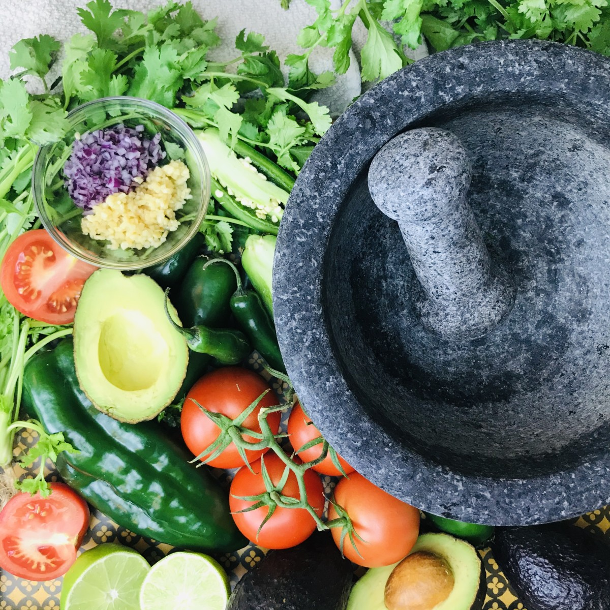 The Best Guacamole Recipe of All Time