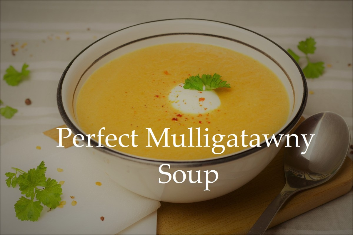 Perfect Mulligatawny Soup