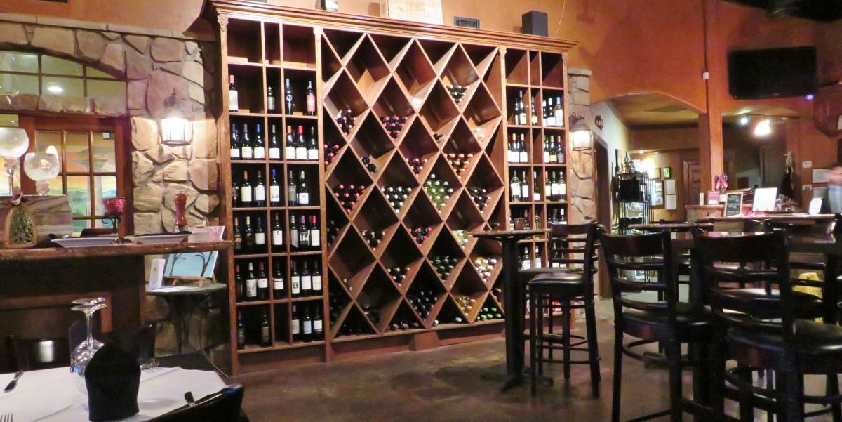 The Cellar Door in Katy, TX: Cozy Restaurant and Winery