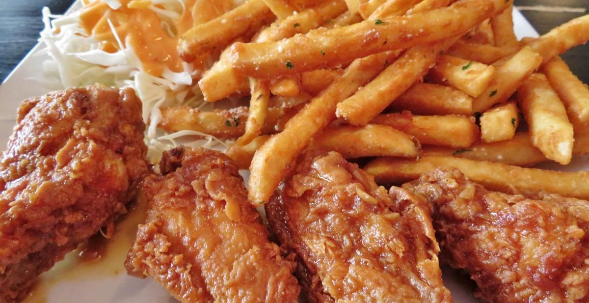 Hoodadak Restaurant in Katy, TX: Korean-Style Chicken and More