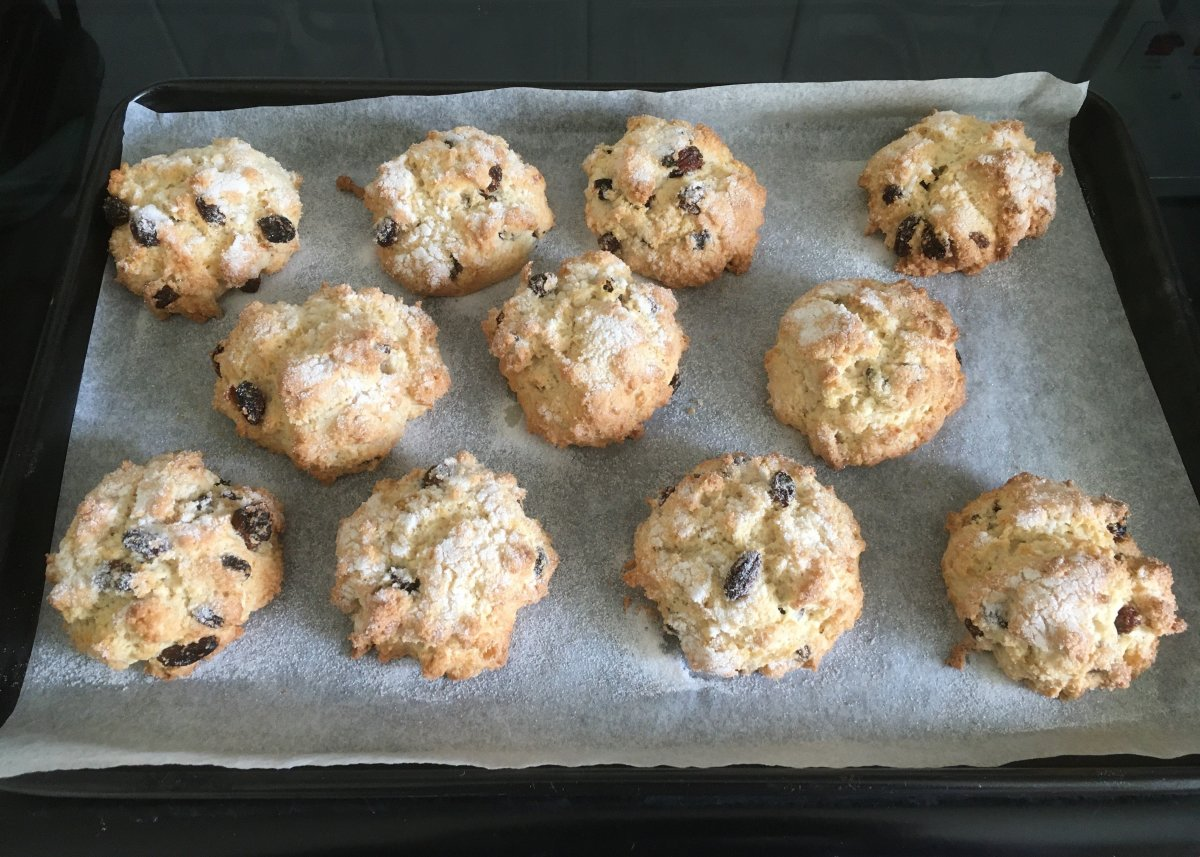 Easy Recipe for Gluten-Free Rock Cakes (Rock Buns)