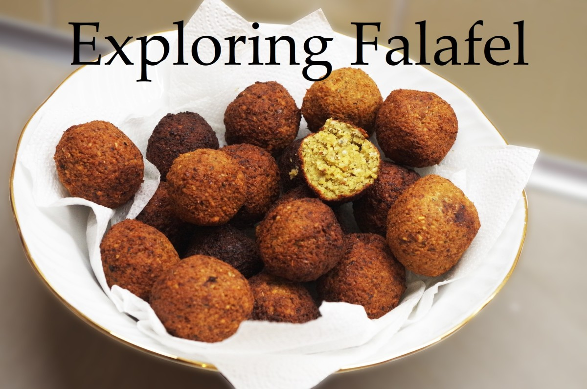 The ABCs of Falafel: Ancestry, Basic Recipe & Creative Spin-Offs