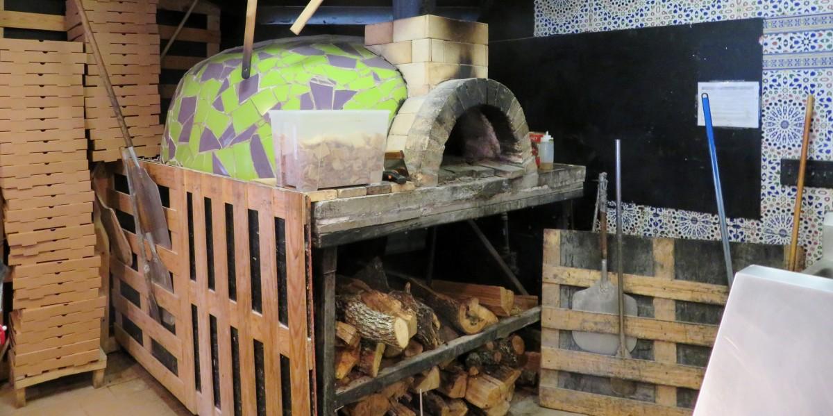 El Canton Firewood Pizzeria in Katy, TX