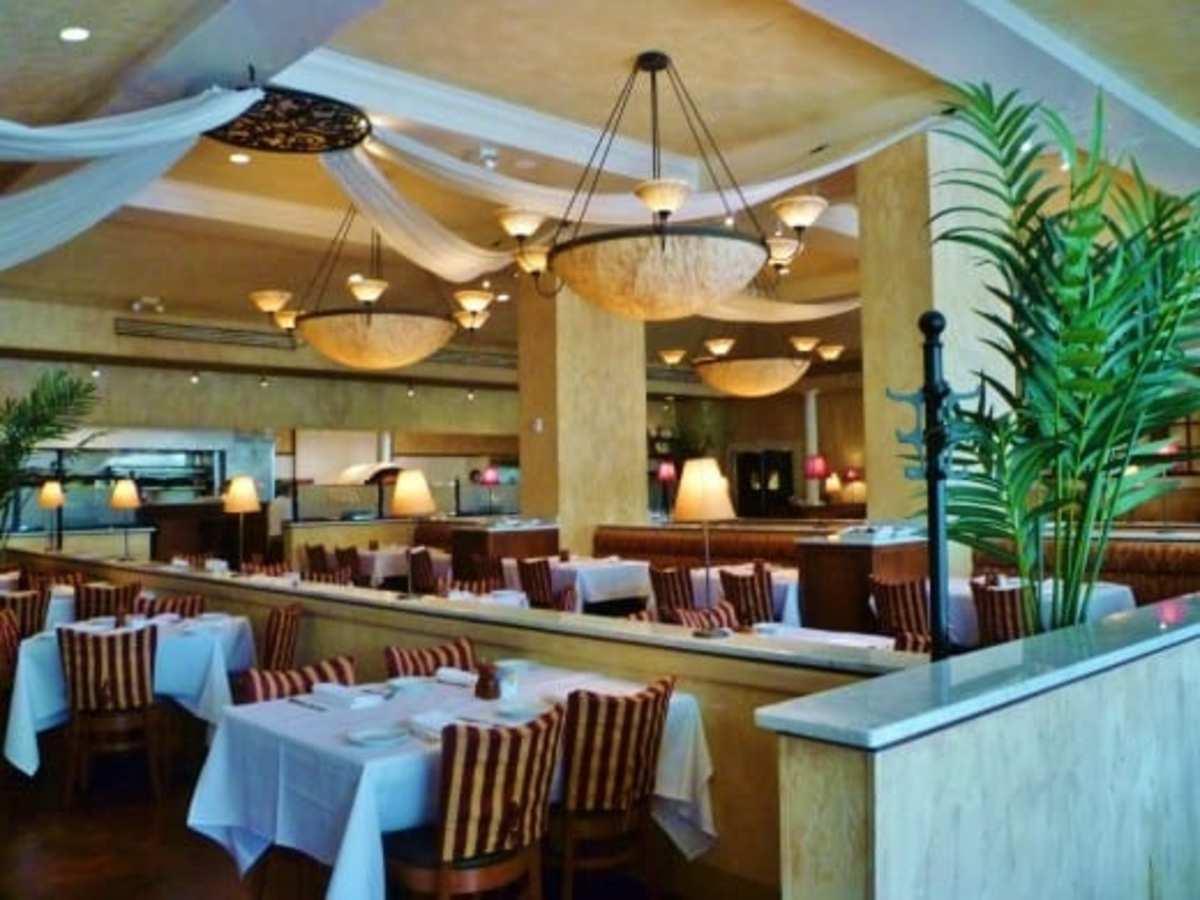 Brio Tuscan Grille in Houston's City Centre
