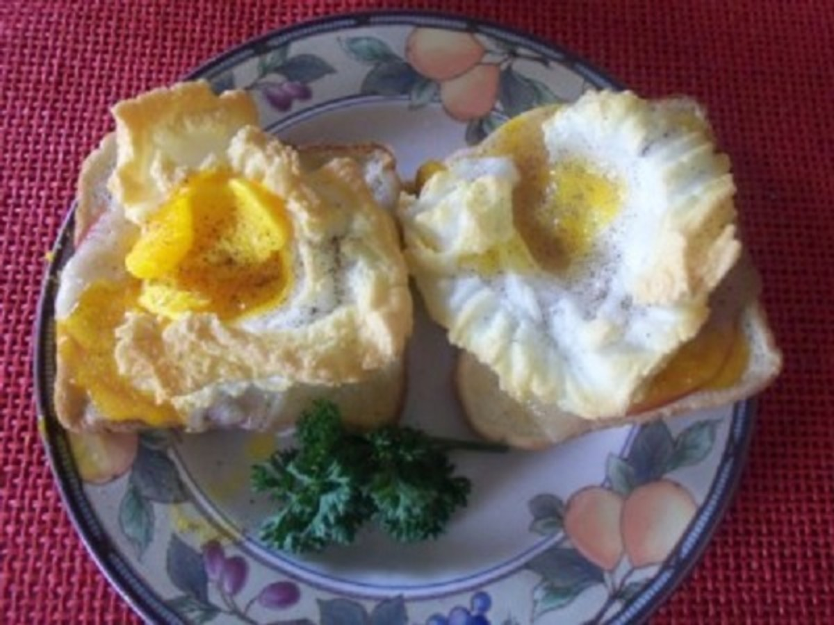 Eggs on a Cloud