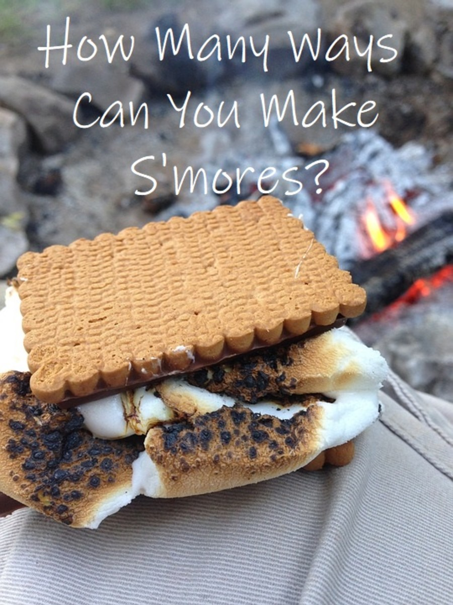How Many Ways Can You Make S'mores?