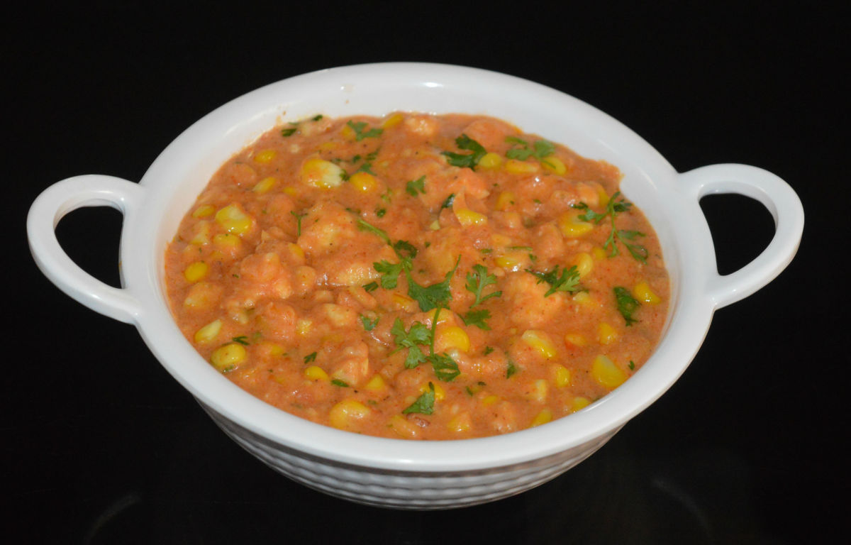 Paneer Baby Corn Masala Curry Recipe