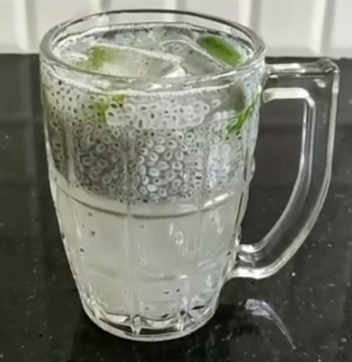 Kulukki Sarbath: Kerala-Style Lemonade Recipe