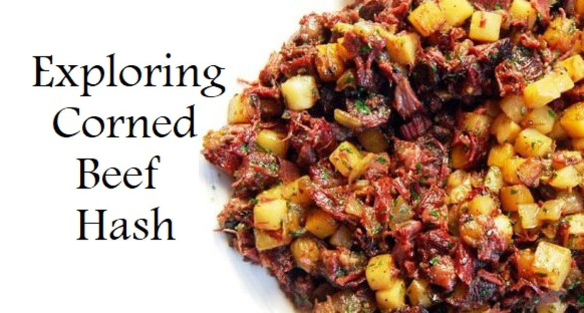 Learn how to make hash with corned beef, turkey, and vegan options