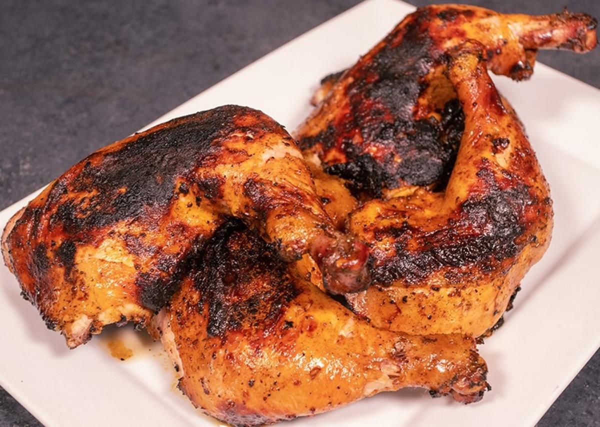 Chicken inasal (aka Bacolod chicken)