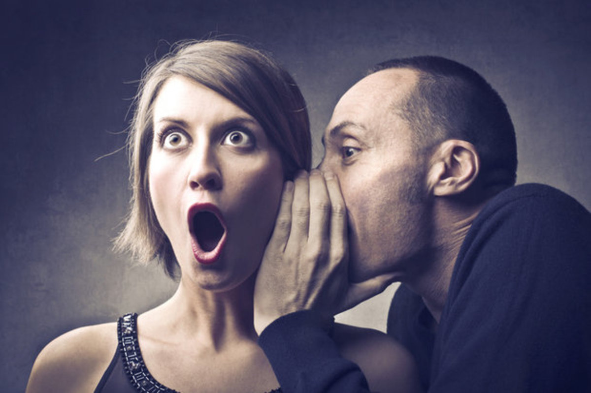 Believing everything you hear through the rumor mill can create a lot of unnecessary panic.