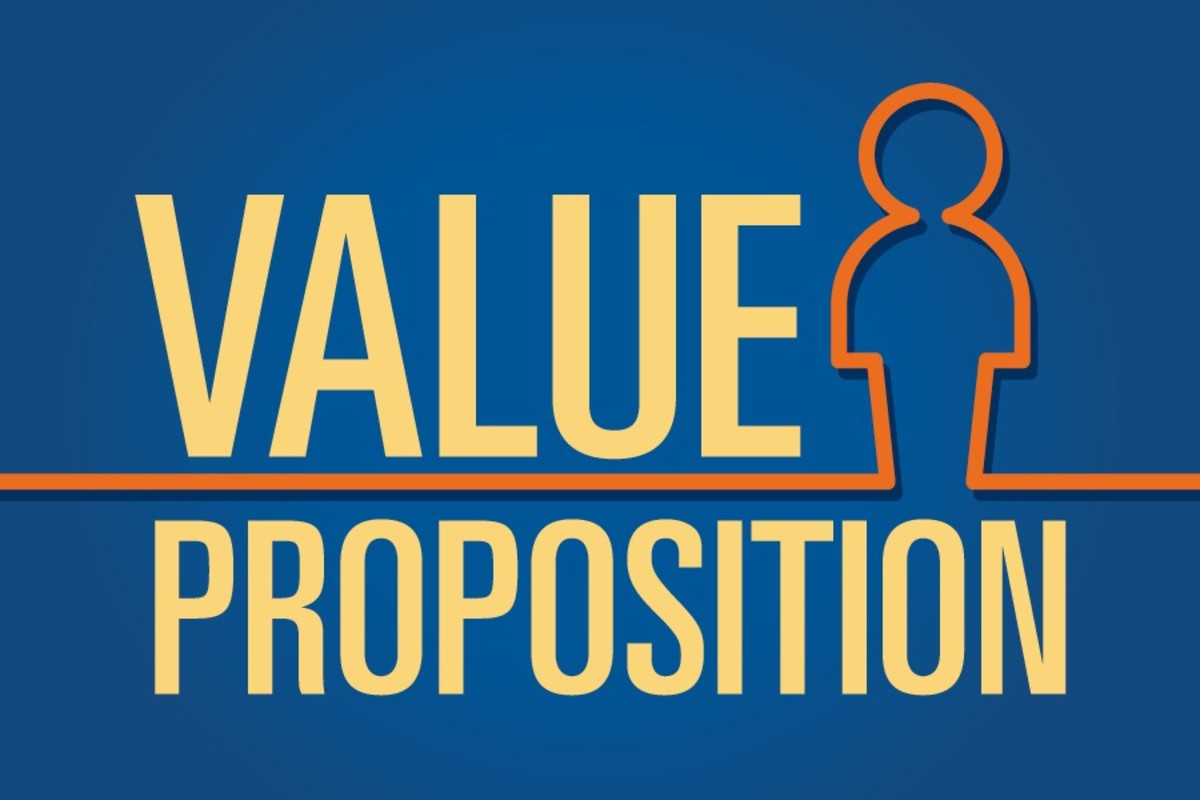 Having a clear understanding of the value proposition helps ensure the business doesn't move forward with projects that won't return any value.