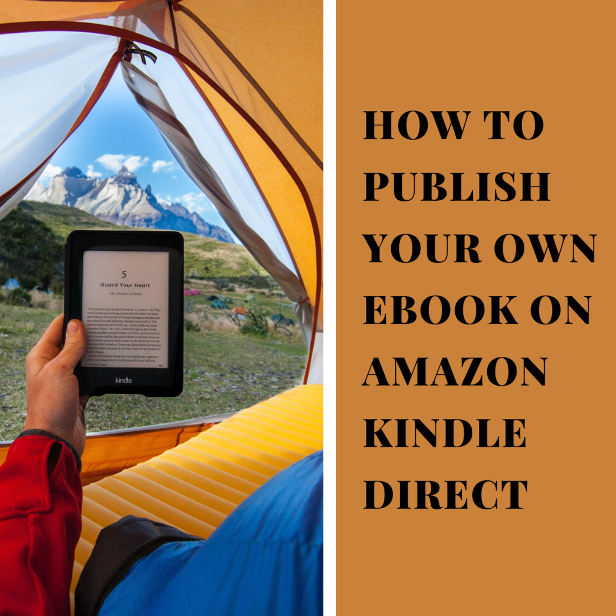 Read on to learn how to publish your own ebook on Amazon Kindle Direct.