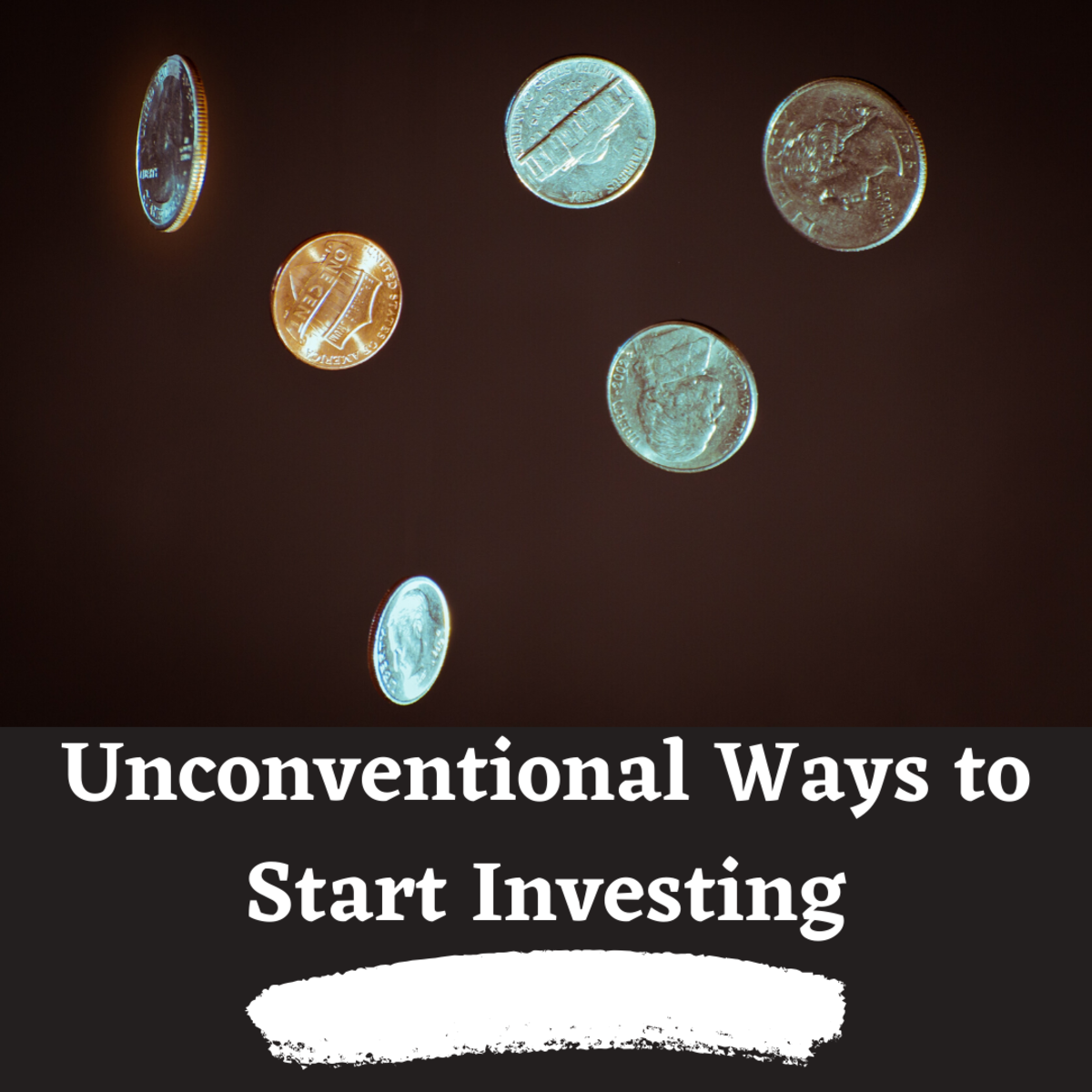 Top 3 Unconventional Ways to Start Investing