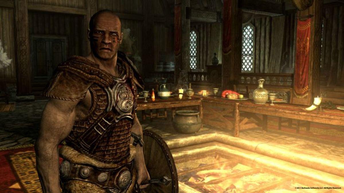 Skyrim: The Companions of Whiterun Main Questline