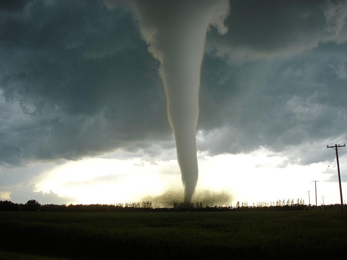 Category 5 Tornado.