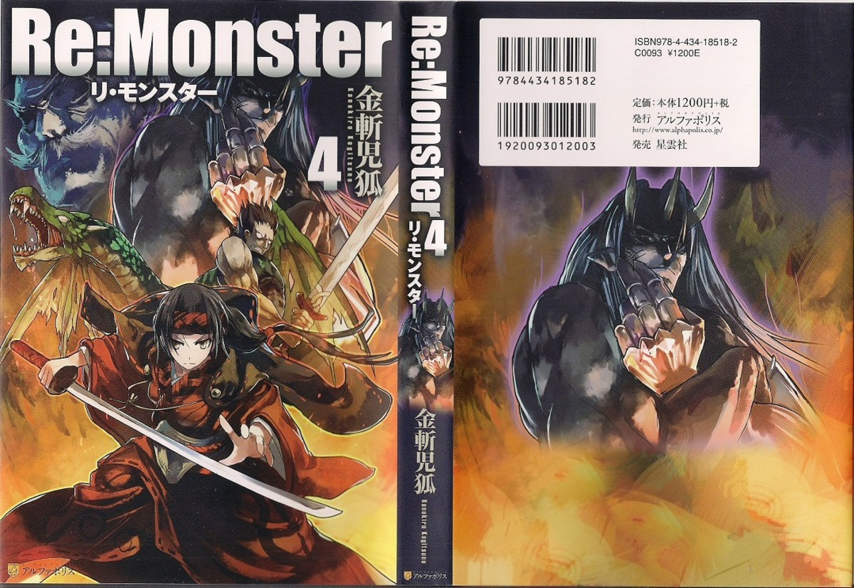 "10 Manga Like ""Re:Monster"""