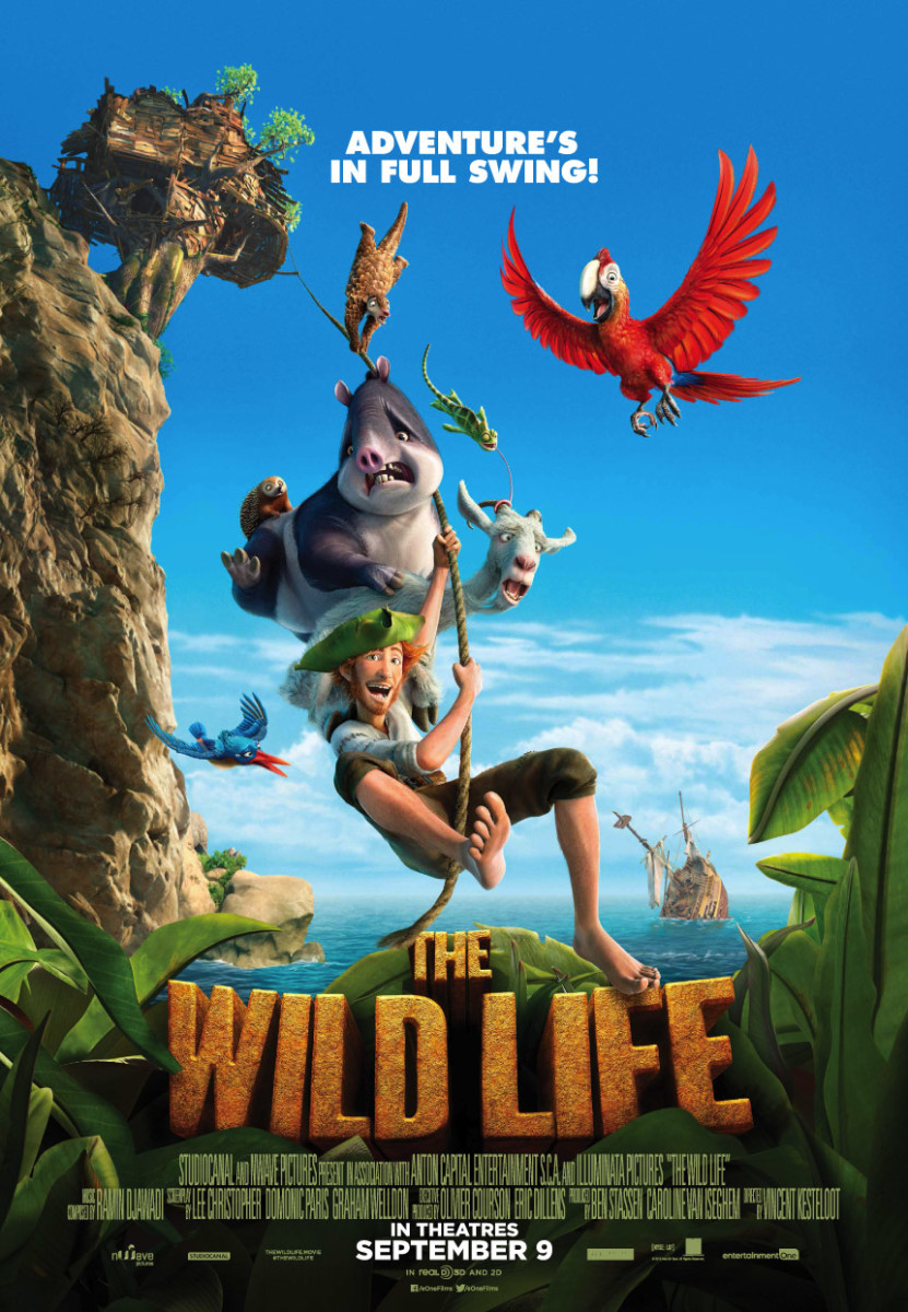 the wild life movie review reelrundown. Black Bedroom Furniture Sets. Home Design Ideas