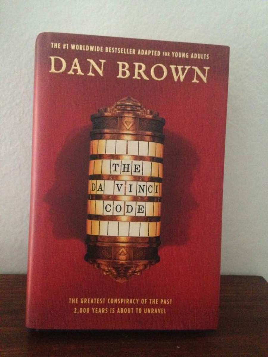 """The Da Vinci Code"" Adapted for a New Audience of Young Readers"