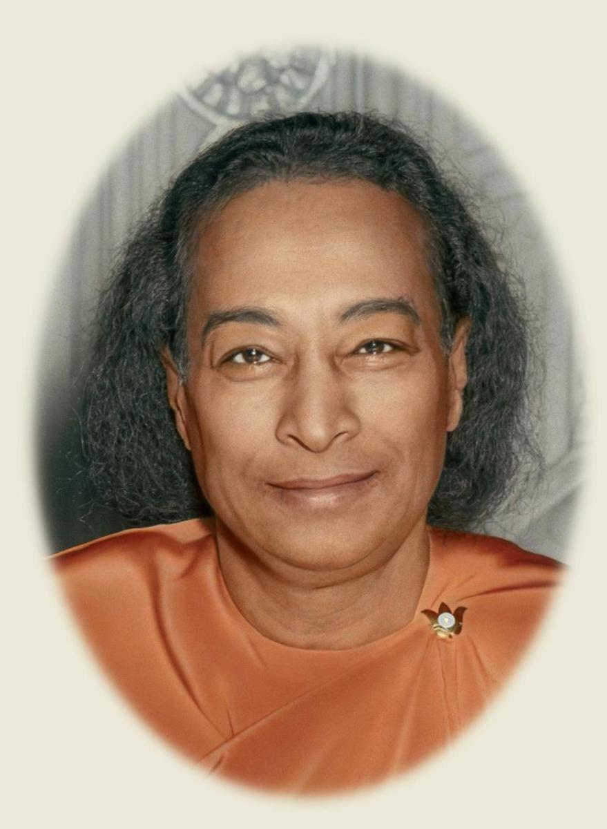 """Paramahansa Yogananda - """"The Last Smile"""""""