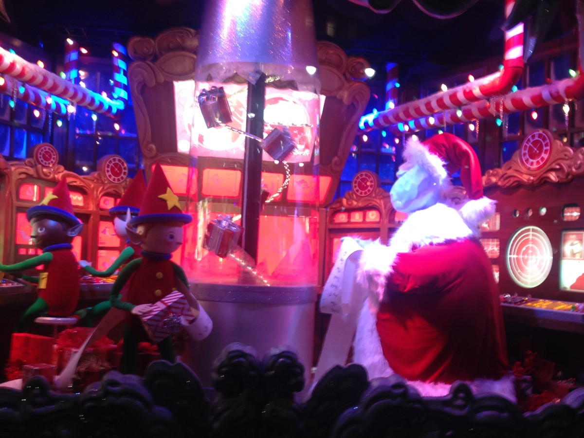 Macy's Holiday Windows are an annual Christmas treat for kids and adults in NYC!