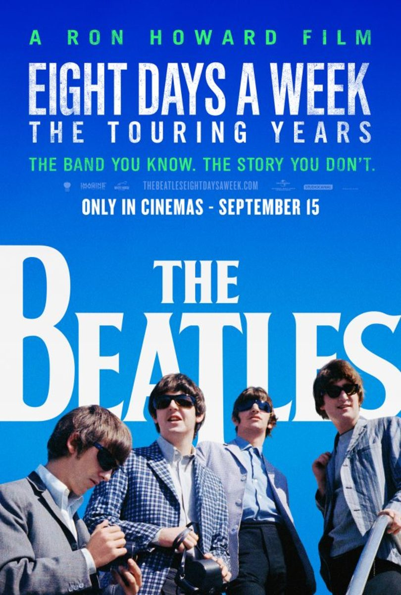 The Beatles: Eight Days a Week - The Touring Years: Movie Review