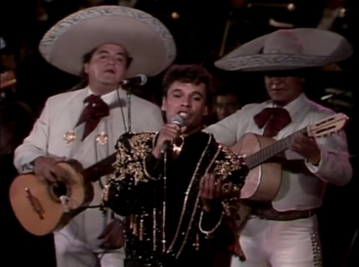 The Story of Juan Gabriel   Spinditty