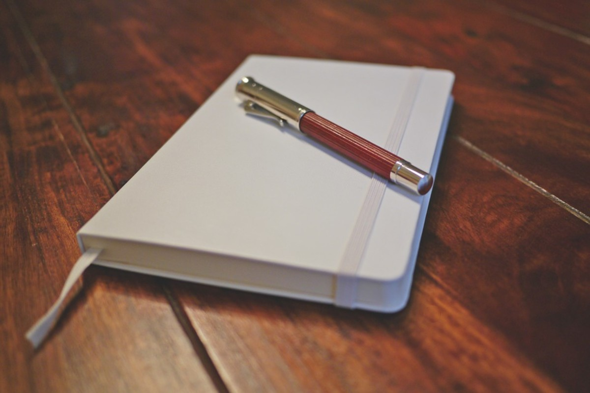 25 Creative Writing Prompts for Adults