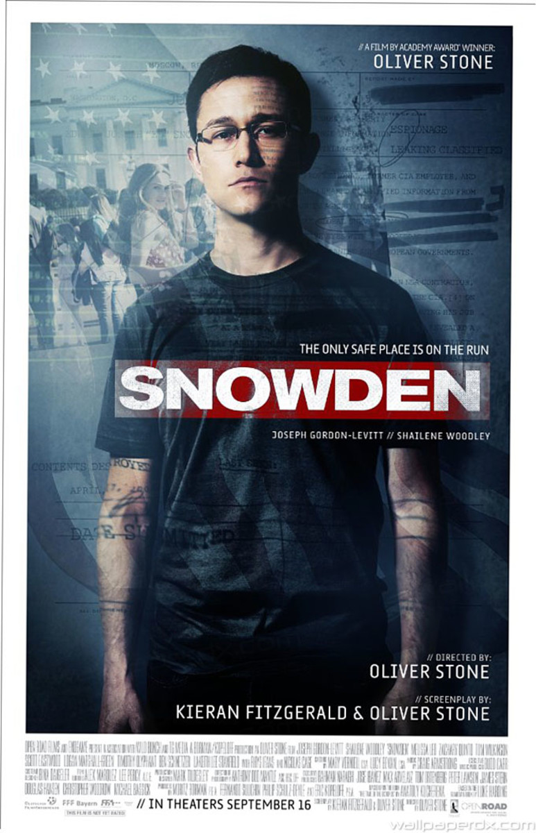 Snowden: Movie Review