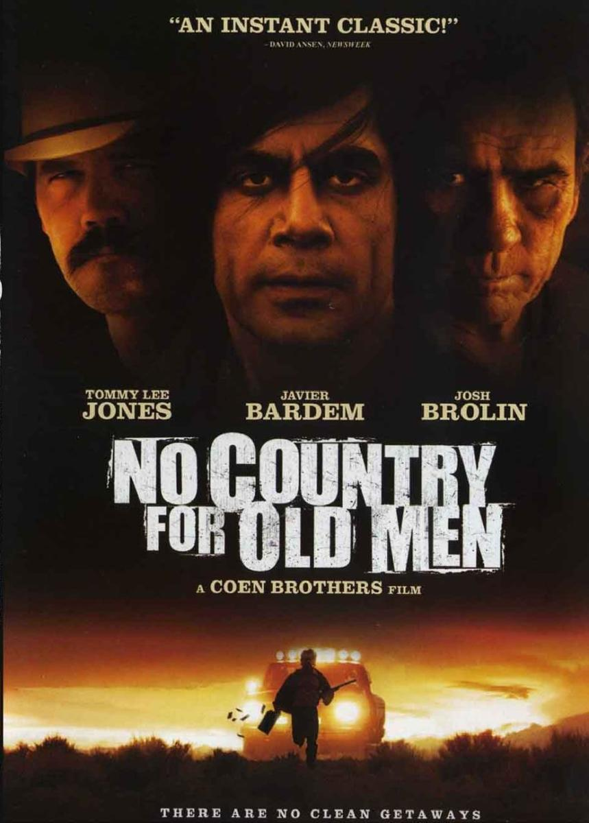 Page to Screen: No Country for Old Men